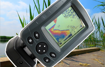 Fishfinders/ Dieptemeters