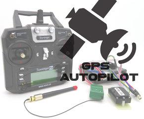Voerboot GPS Autopilot