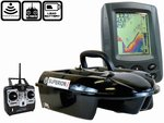 sight tackle superion with sk500 fishfinder