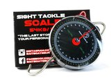 sight tackle weighing scale