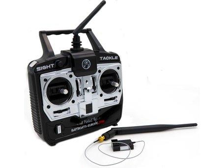 V2 Handzender met Ontvanger en Antenne 2.4gHz Digitaal
