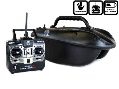 Sight Tackle V4 Voerboot met Lood Accu