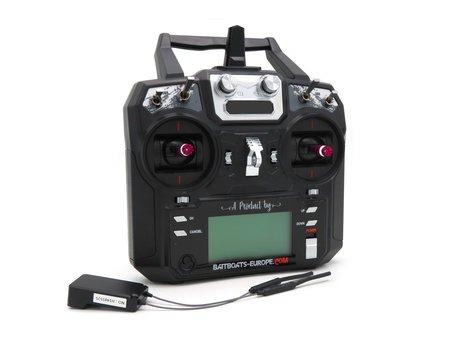 V2 Handzender met Ontvanger en Antenne Digitaal