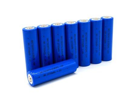 Baitboats-Europe.com AA 2700mAh Oplaadbare Batterijen (8 stuks)