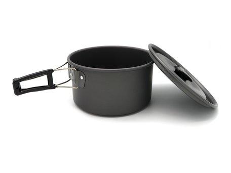 Sight Tackle Kookpan met Deksel (Medium)