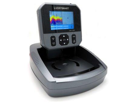 LuckySmart LBT-1-GPS Kleuren Fishfinder & GPS (Pre Order)