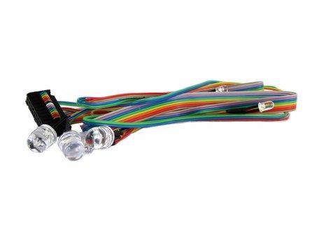 V4 Voerboot LED Kabelboom