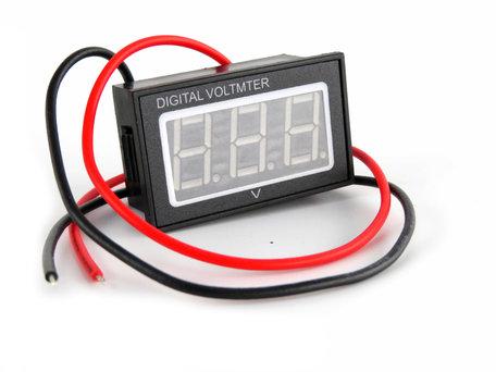 Anatec/ Nanotec Digitale Voltmeter