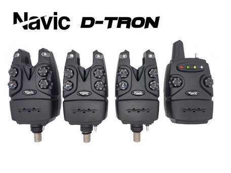 Navic D-Tron 3+1 beetmelder set