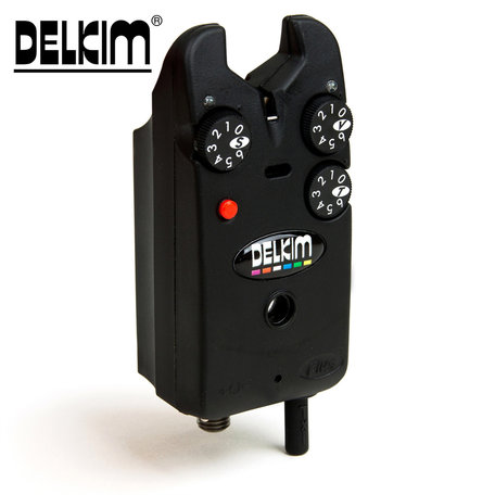 Delkim TXI PLUS Beetmelder | Rood (DP025)