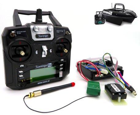 V1 Voerboot GPS Autopilot Systeem