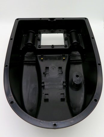 V2 Voerboot Onderkap (Mat)
