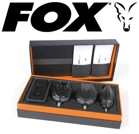 Fox RX+ Micron 3 Rod Presentatie Set 2019