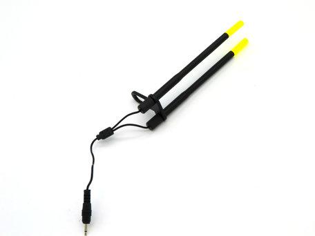 Sight Tackle Snagear met Verlichting (Geel)