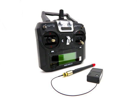 V2 Handzender met Ontvanger en Antenne 5.8gHz Digitaal
