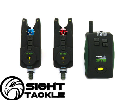 Sight Tackle STB Beetmelders & Ontvanger 2+1