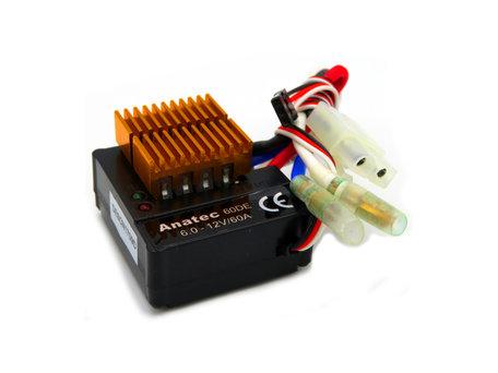Anatec/ Nanotec Voerboten Snelheidsregelaar 60R (ANCED3013C)