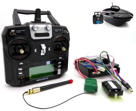 V3 Voerboot GPS Autopilot Systeem
