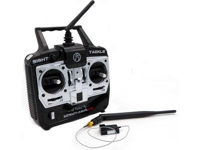 quad transporter baitboat remote control receiver