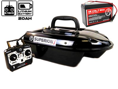 sight tackle superion I lithium