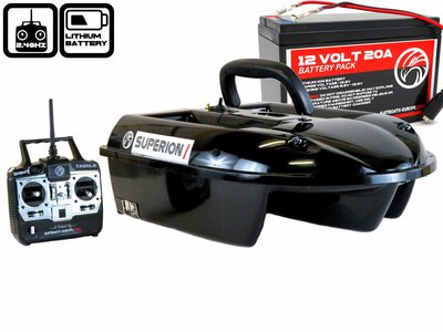 sight tackle superion I voerboot lithium