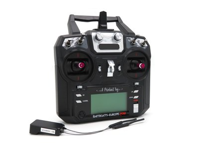 skarp s60 remote and receiver