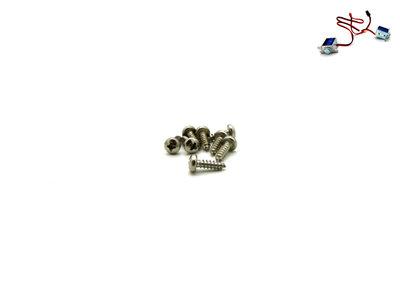 v1 baitboat waverunner magnet set hopper screws