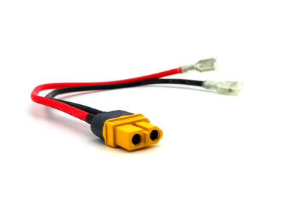 baitboat battery cable xt60