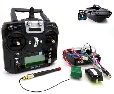 skarp s60 voerboot gps autopilot kit