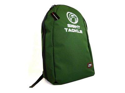 sight tackle backpack baitboat large