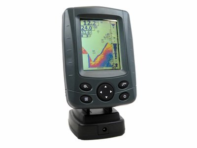 sight tackle sk-500 color fishfinder