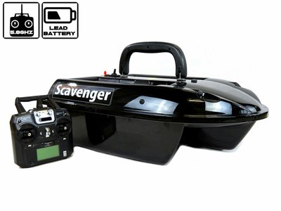 sight tackle scavenger voerboot