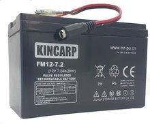 kincarp bait boat lead battery